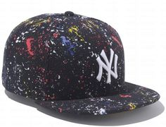 Waffle Splatter New York Yankees 59Fifty Fitted Cap by NEW ERA x MLB