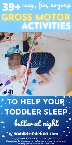 Young Toddler Activities, Physical Activities For Toddlers, Activities For 1 Year Olds, Motor Skills Activities, Infant Activities, Toddler Preschool, Preschool Activities, Toddler Exercise, Exercise For Kids