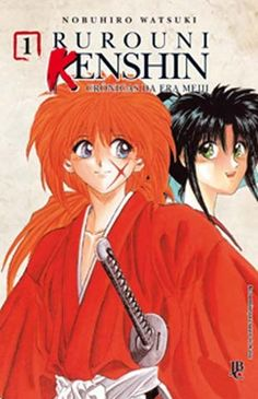 LIGA HQ - COMIC SHOP RUROUNI KENSHIN (SAMURAI X) #01 PARA OS NOSSOS HERÓIS NÃO HÁ DISTÂNCIA!!!