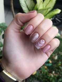 Gel Nails, Acrylic Nails, Nail Polish, Colorful Nail Designs, Simple Nails, Art Tutorials, Pretty Nails, Hair And Nails, Nail Colors