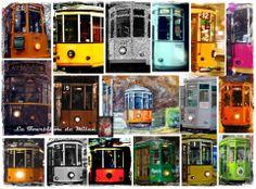 tram Milano, Buses, Bella, Events, Vintage, Bow Braid, Italia, Life, Busses