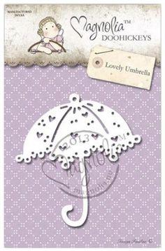 Magnolia Doohickeys - Die - Lovely Umbrella,$24.49