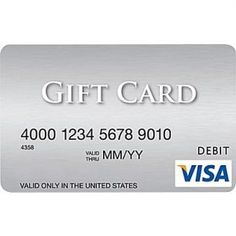 win a 20000 visa gift card 15 ways you can enter and win this gift card prize will you enter to win sweepstakes contests pinterest - 15 Visa Gift Card