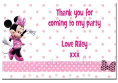 Kids Birthday Rectangle Stickers KBRS 009