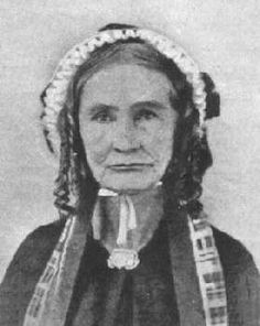 "Jane Long, born July 23, 1798, led a long and hard life. But her independent and determined character earned for her the title ""Mother of Texas."""