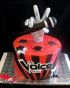 the voice cake — Music / Musical Instruments
