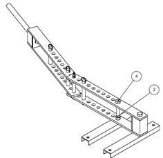 Build your own high quality bench top bender for bending rod and bar stock.