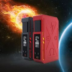 IJOY EXO PD270 Box Mod is the latest box mod for IJOY EXO serie. IJOY EXO PD270 Mod is powered by dual 20700 battery to offer you great vaping experience. IJOY EXO PD270 features a large fire button and supports instant fire speed.