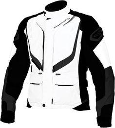 Be seen in the dark with the brand new Macna Jura Night Eye Jacket.