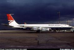 British Airways Boeing 707-336