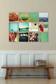 40 besten fotos aufh ngen bilder auf pinterest bilderwand fotos aufh ngen und fotow nde. Black Bedroom Furniture Sets. Home Design Ideas