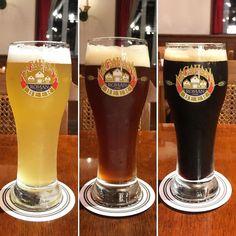 長浜浪漫ビールの伊吹ヴァイツェンNagahama in the moon黒壁スタウトドイツスタイルで美味しい #beer #craftbeer #nagahama #shiga
