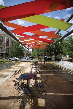 Main Plaza Envisions Vibrancy, Shade - International Achievement Awards