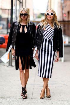 Shea Marie à la Fashion Week de New York