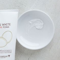 SKINFOOD Egg White Pore Foam