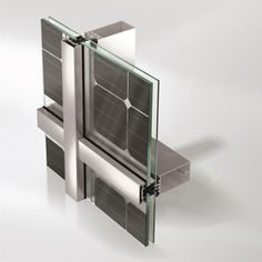 Ventana Schüco Alu AWS 120 CC.SI - solución energéticamente eficiente para edificios   Ventanas, puertas y fachadas Schüco