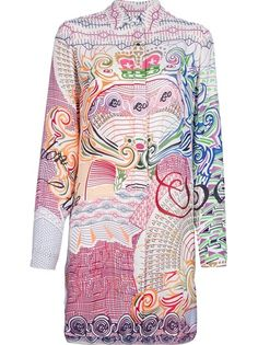 MARY KATRANTZOU 'Gloria' Bouse Dress