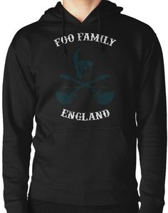 Foo Family England Hoodie (Pullover)