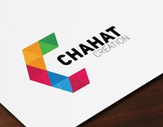 """Check out new work on my @Behance portfolio: """"Brand Identity Designed for Chahat Creation"""" http://on.be.net/1ICBmIQ"""