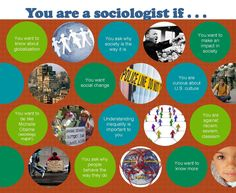 I choose this picture because i am majoring in sociology and by looking at this picture i can have ideas what can i do with it.   So, that's what we can do with have a degree in sociology not one thing anything we can do.