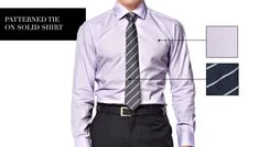 How to Match Your Shirts and Ties | The Compass