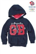 Team GB Navy Hoody