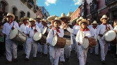 La vestimenta tradicional masculina en Oaxaca, México