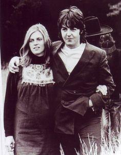 linda eastman | ... paul mccartney picture 1969 photo shoot august 22 linda eastman