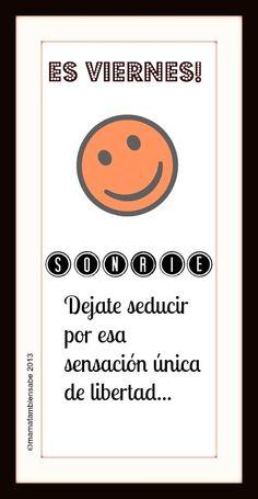 Viernes con una sonrisa!.