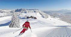 Skiwelt Wilder Kaiser-Brixental: Pistenspaß ohne Ende - Freizeit