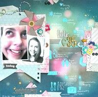 A Project by soaphousemama from our Scrapbooking Gallery originally submitted 07/08/13 at 06:14 AM