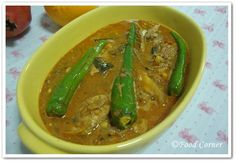 Food Corner: Sri Lankan Canned Mackerel Curry (Tinned Fish Curry)
