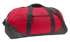 Embroider your name or logo on this durable duffel from Eddie Bauer - Customize As Low As $34.99 ea.