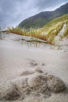 A secret beach in Donegal.