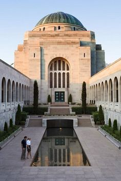 Australian War Memorial, Canberra. Hands down, best war museum I have ever been too and I've been to a lot!