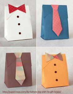 1000 images about envoltura regalos on pinterest gift - Regalos originales para el dia del padre ...