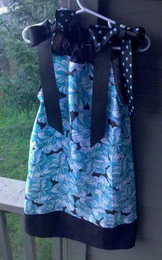 Tatums Pillow Case dress ..