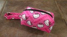 Hello Kitty Pacifier Pouch $7