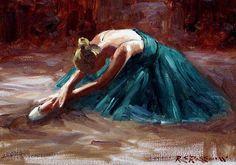Dying Swan Roelof Rossouw