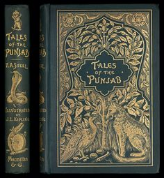 Tales of the Punjab (Macmillan and Co, 1894).