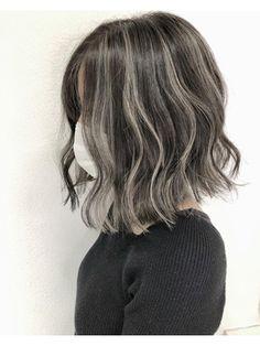 Hair Color Streaks, Hair Color Balayage, Shot Hair Styles, Curly Hair Styles, Hair Inspo, Hair Inspiration, Hair Color Underneath, Creative Hair Color, Hair Specialist