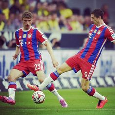 Muller and Lewy
