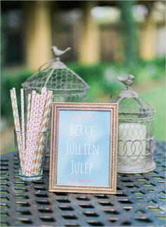wedding drink sign @weddingchicks