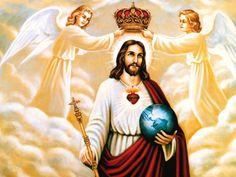 The Presiding Deity – Center Agnya : Lord Jesus Christ