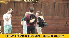 How To Pick Up Girls In Poland 2 / Jak Podrywać Dziewczyny w Polsce 2 This time we are picking up polish girls, imitating immigrants from Syria. S01E12 | COM...