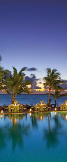 Punta Cana, Dominican Republic - Becoming one of the most popular Caribbean destinations.  ASPEN CREEK TRAVEL - karen@aspencreekt...
