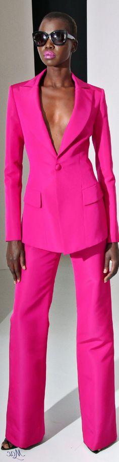 Trendy suit - cute photo