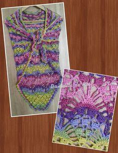 http://www.ravelry.com/patterns/library/mayan-sunset-shawl van Ezra-garen