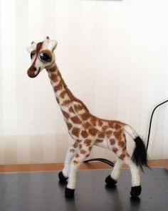 Neulahuovutus kirahvi
