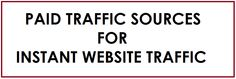Are you looking for best paid traffic sources? Look no further than this post if you really want instant targeted traffic for your website. Best Home Based Business, Math, Math Resources, Mathematics
